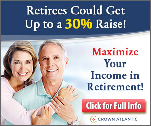 A raise for retirees