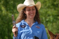Horse trainer, Stacy Westfall